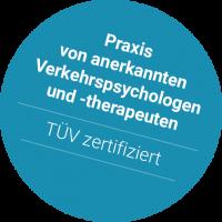 Praxis von anerkannten Verkehrspsychologen und -therapeuten